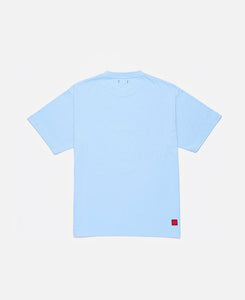 Corben Dallas Font T-Shirt (Blue)
