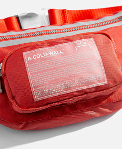 Mission Statement Waistbag (Red)