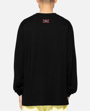 BBQ Pork Bun L/S T-Shirt (Black)