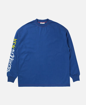 AW NEW HAPPINESS L/S TEE