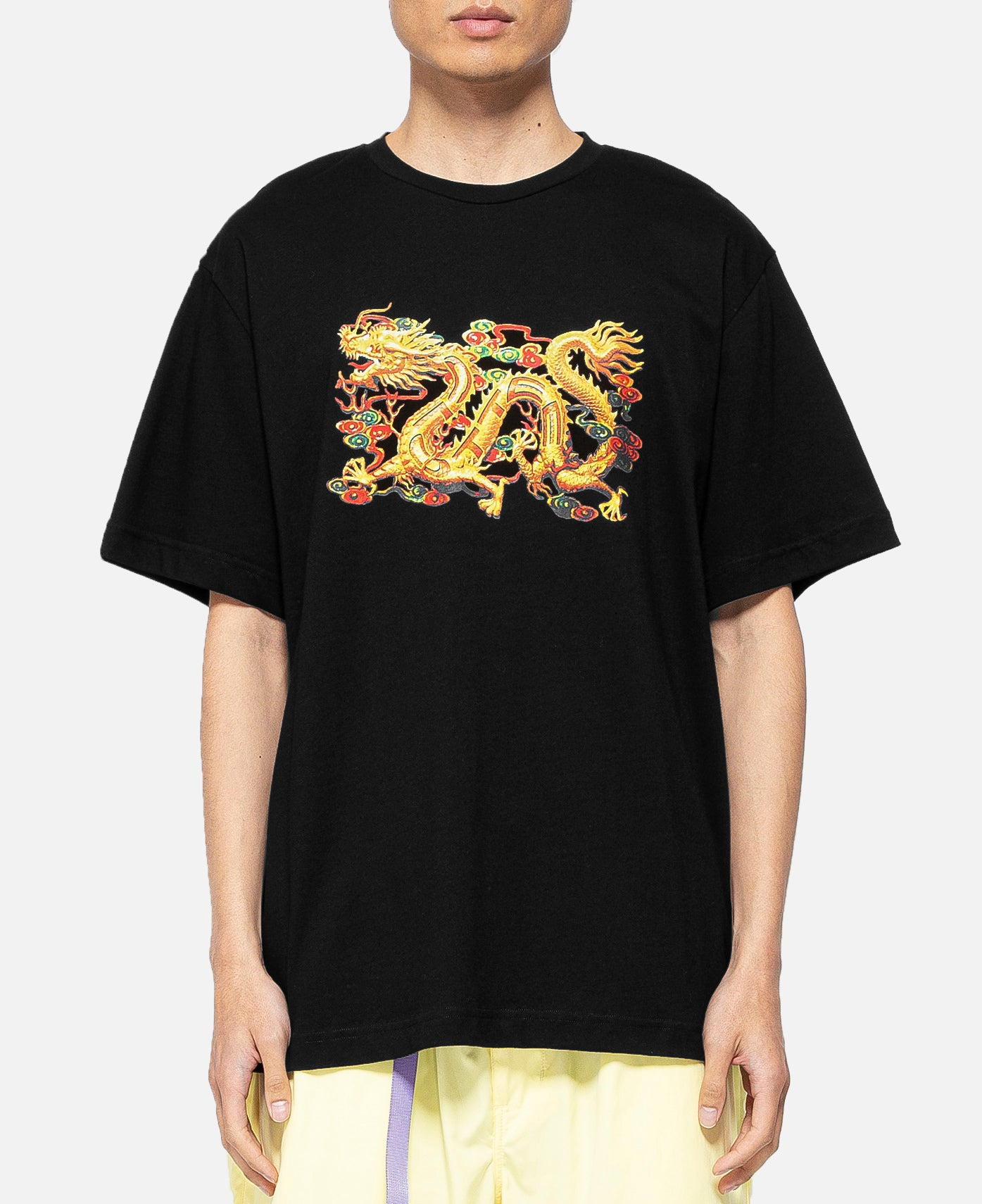 Dragon S/S T-Shirt (Black)