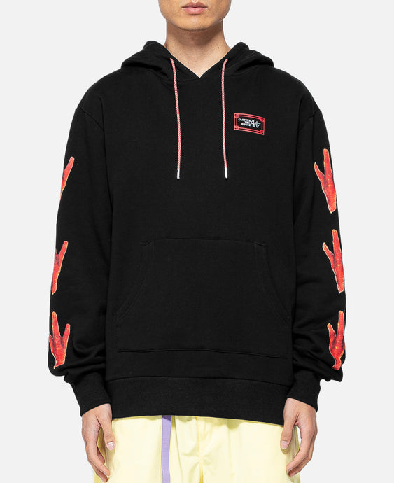 Chicken Feet Hoodie (Black)