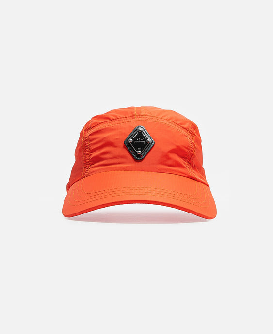 Diamond Logo Cap (Orange)