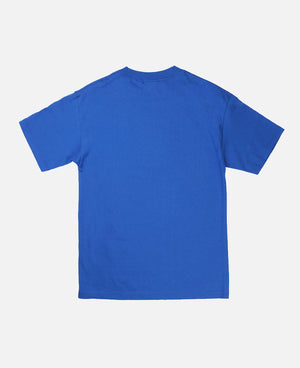 CARROT MACHINE T-SHIRT (BLUE)