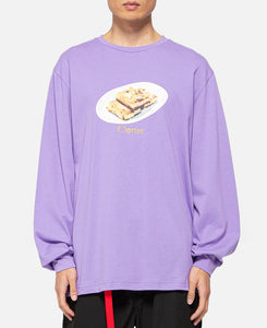Turnip Cake L/S T-Shirt (Purple)