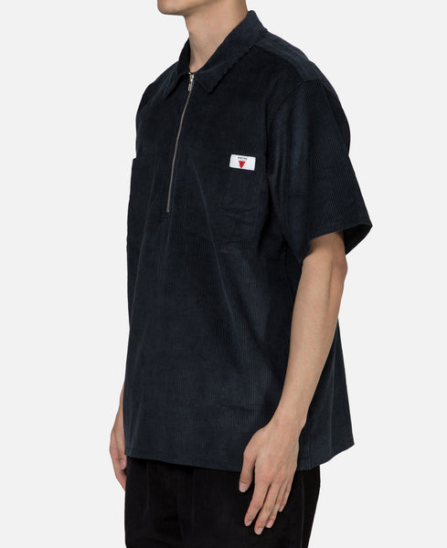 Prison S/S Pullover Corduroy Shirt