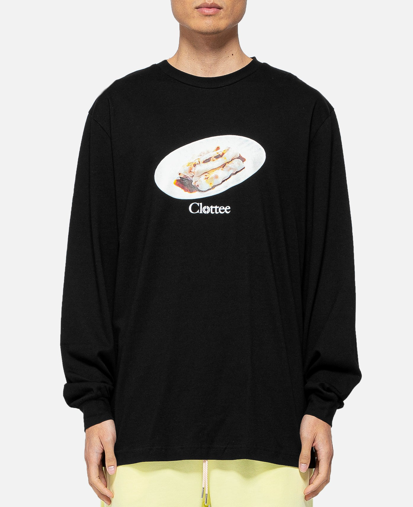 Cheung Fun L/S T-Shirt (Black)
