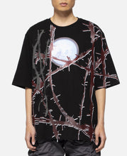 Wire Print T-Shirt (Black)
