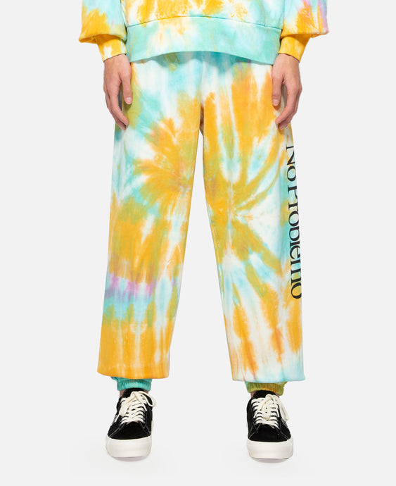 No Problemo Tie Dye Sweatpants (Multi)