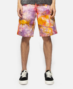 Tie Dye Chino Short (Multi)