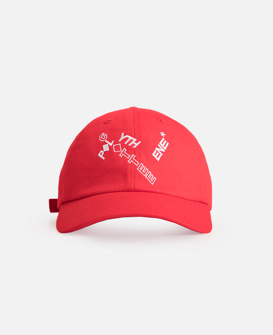 Dad Cap (Red)