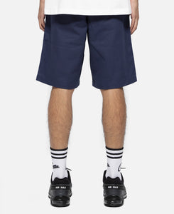 Patch Chino Shorts (Blue)