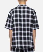 Plaid S/S Shirt (Black)