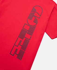 Racing S/S T-Shirt (Red)