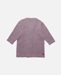 Council 3/4 Sleeve Cardigan (Red)