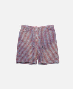 Council Drawstring Shorts (Red)