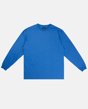 AFTER PARTY L/S TEE (BLUE)