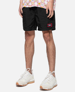 Nylon Shorts (Black)