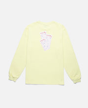 Stamp L/S T-Shirt (Yellow)