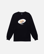 Turnip Cake L/S T-Shirt (Black)