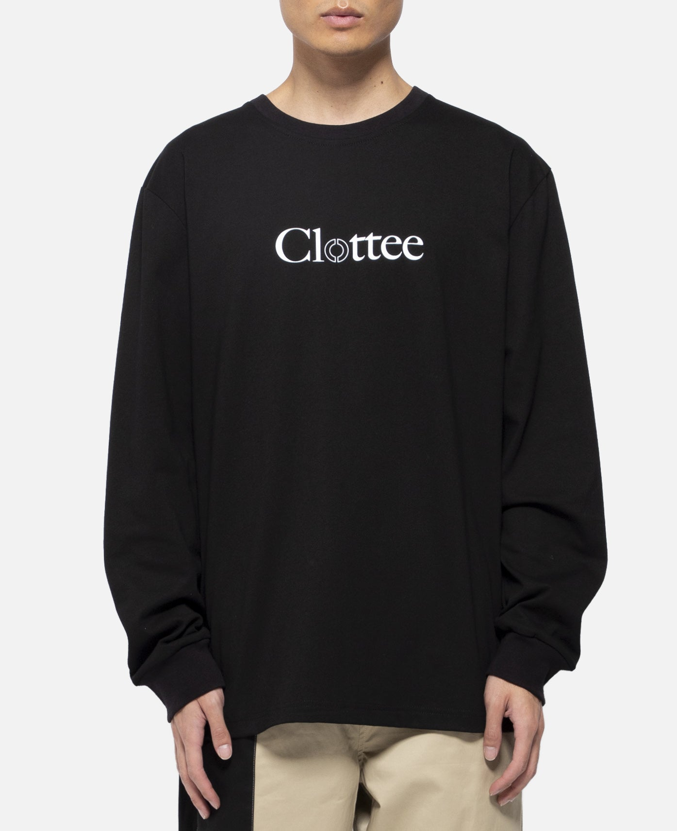 CLOTTEE County L/S T-Shirt (Black)