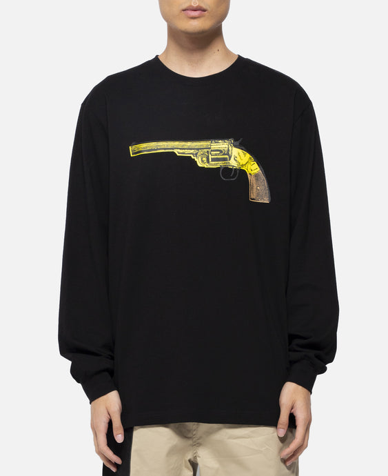 Pistol L/S T-Shirt (Black)
