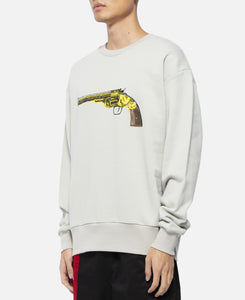 Pistol Sweatshirt (Grey)