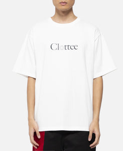 CLOTTEE County S/S T-Shirt (White)