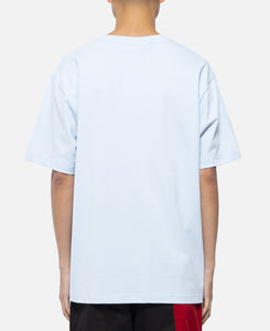 Logo S/S T-Shirt Blue