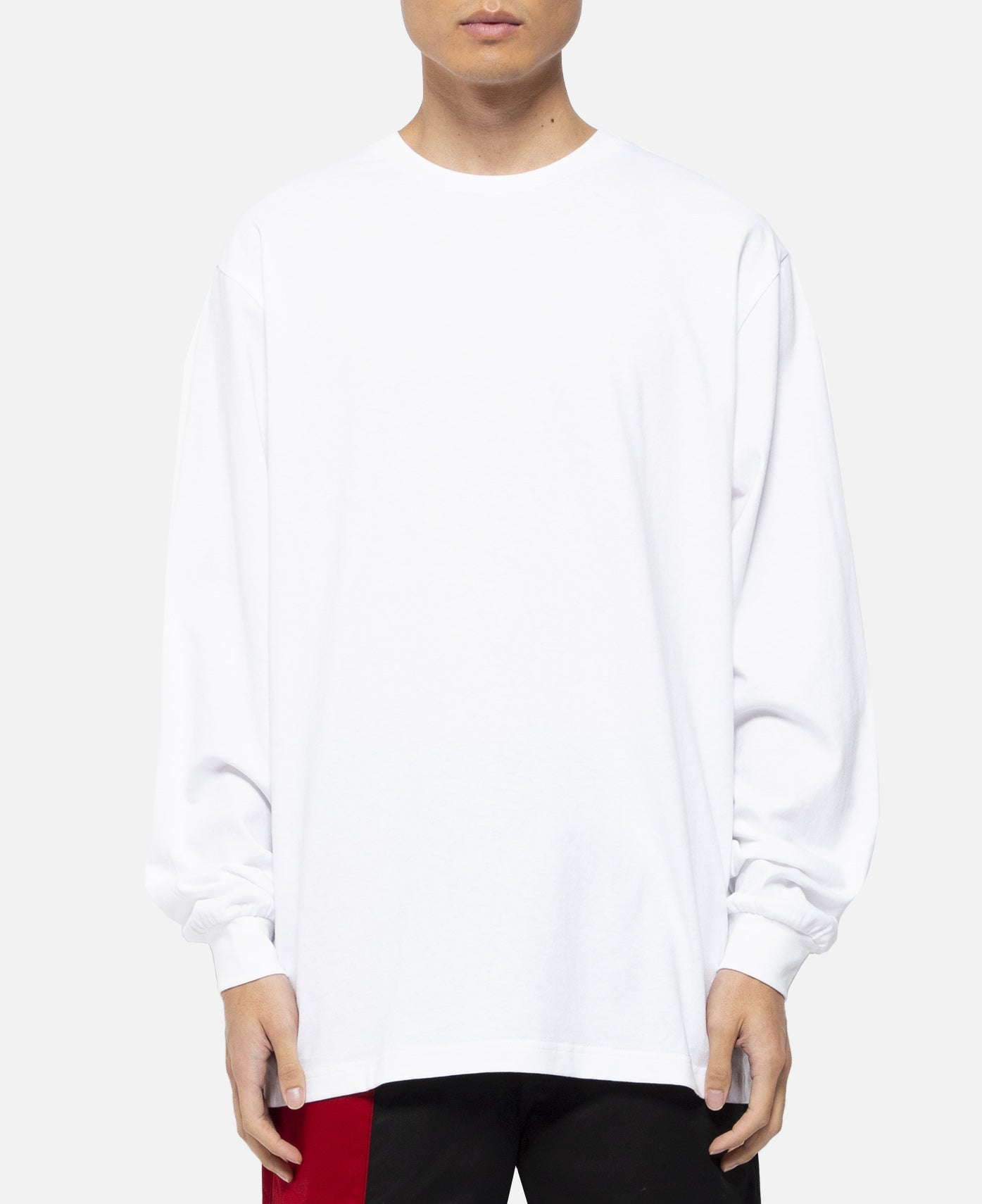 Wild East L/S T-Shirt (White)