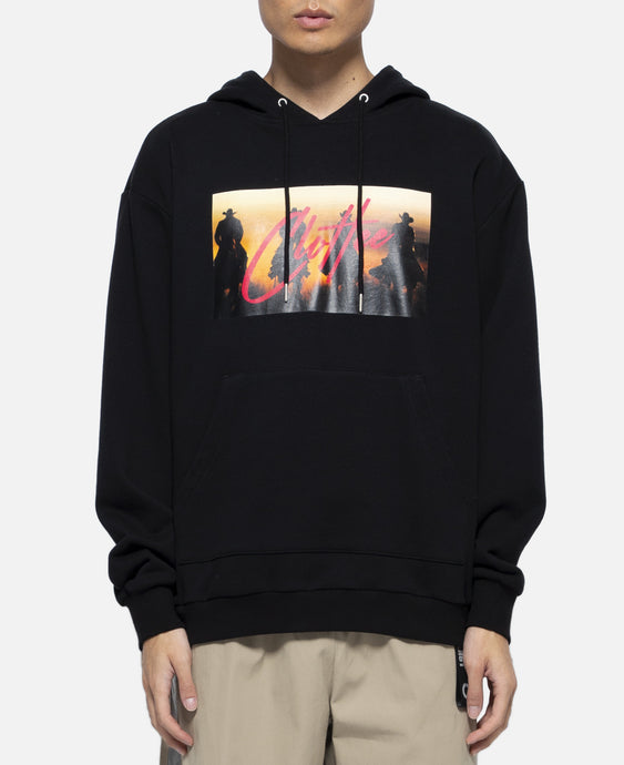 Life And Home Hoodie (Black)