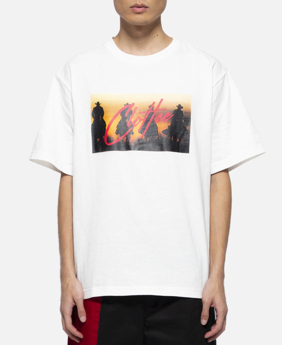 Life And Home S/S T-Shirt (White)