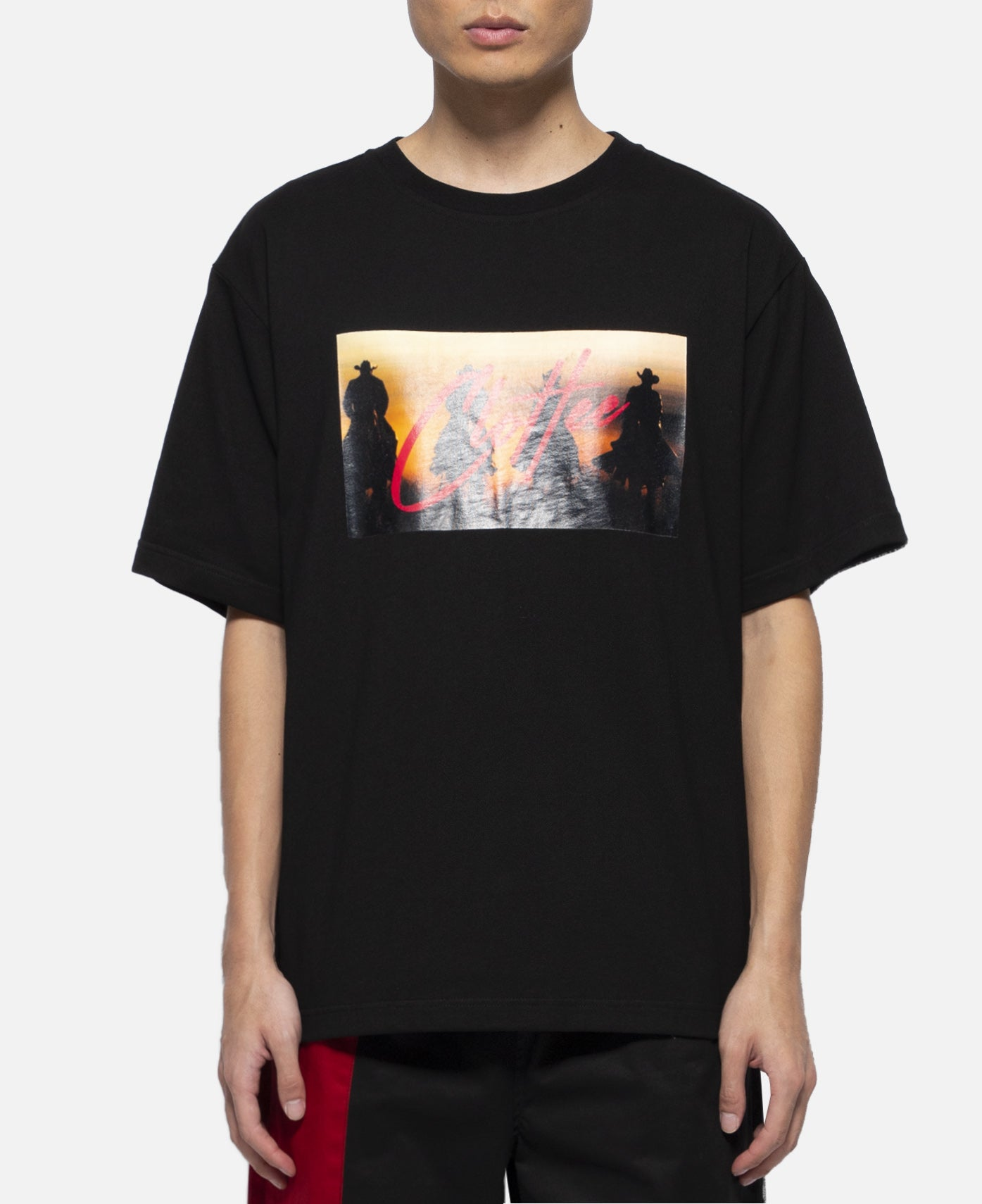 Life And Home S/S T-Shirt (Black)