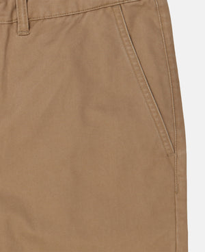 ANKLE LENGTH CHINO PANTS (BEIGE)