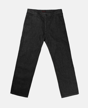 DENIM PANTS (BLACK)