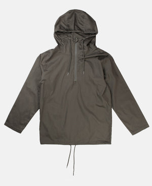 LAYER ZIP UP ANORAK (GREY)