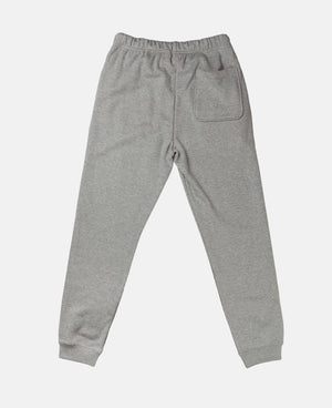POLAR BEAR PATCH SWEATPANTS (GREY)