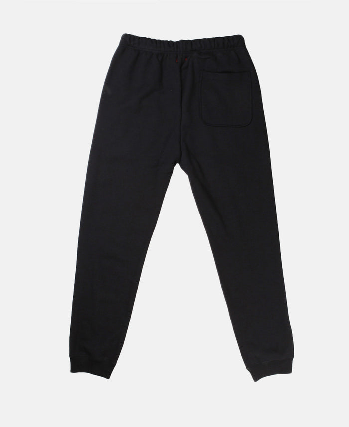 POLAR BEAR PATCH SWEATPANTS (NAVY)