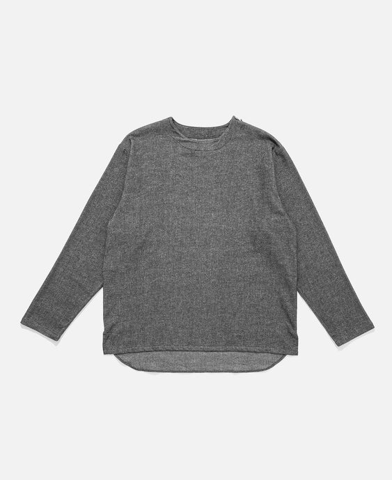 Nel Chambray L/S Shirt (Grey)