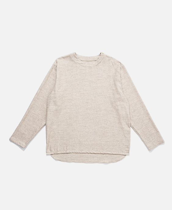 Nel Chambray L/S Shirt (Beige)