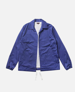 COACH JACKET (PURPLE)