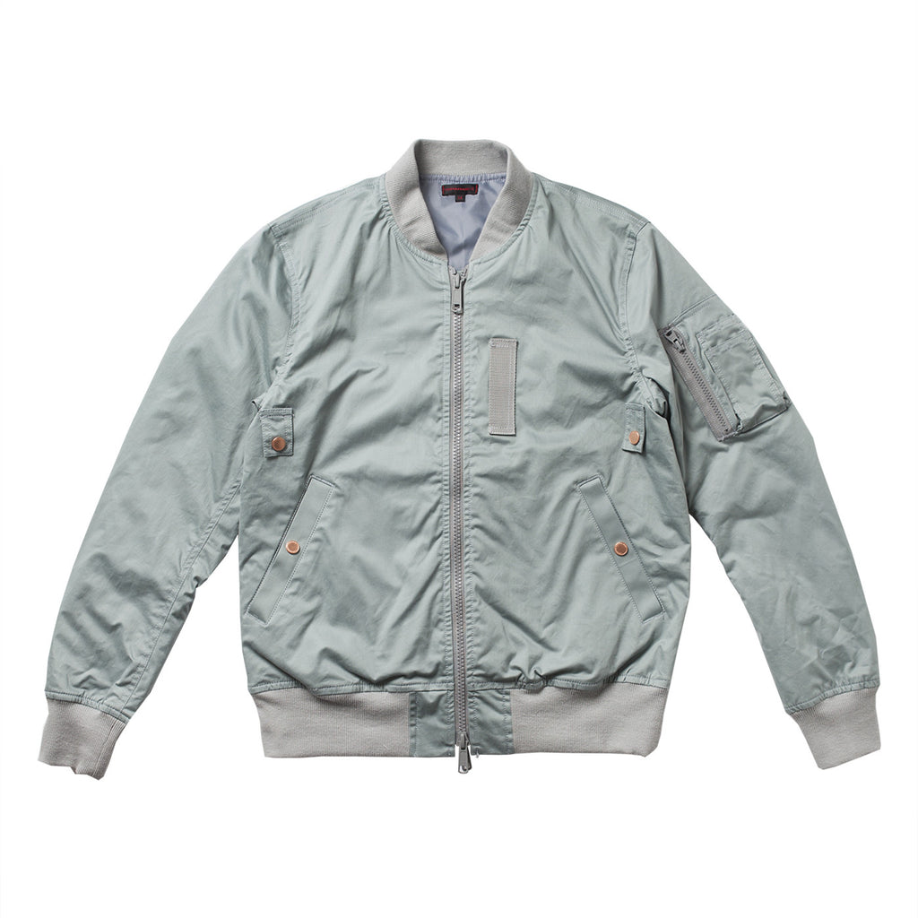 FLIGHT JACKET (GREEN)