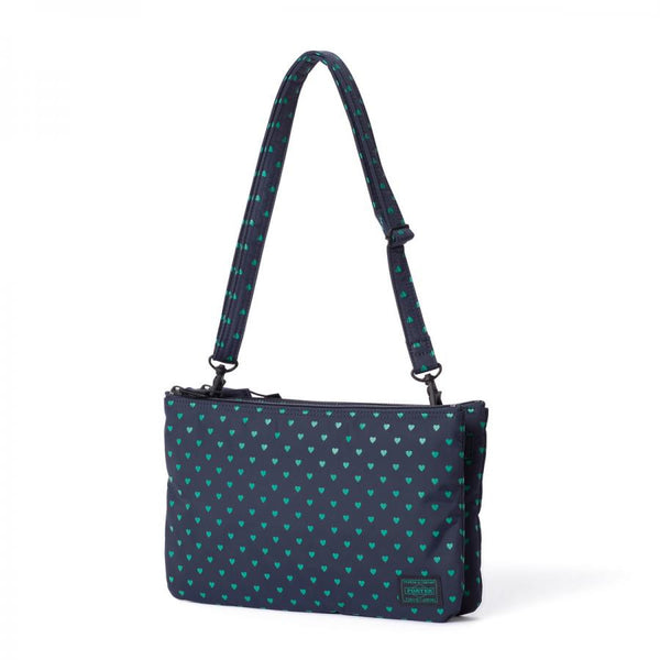 3WAY SHOULDER BAG (LYRA) (NAVY)