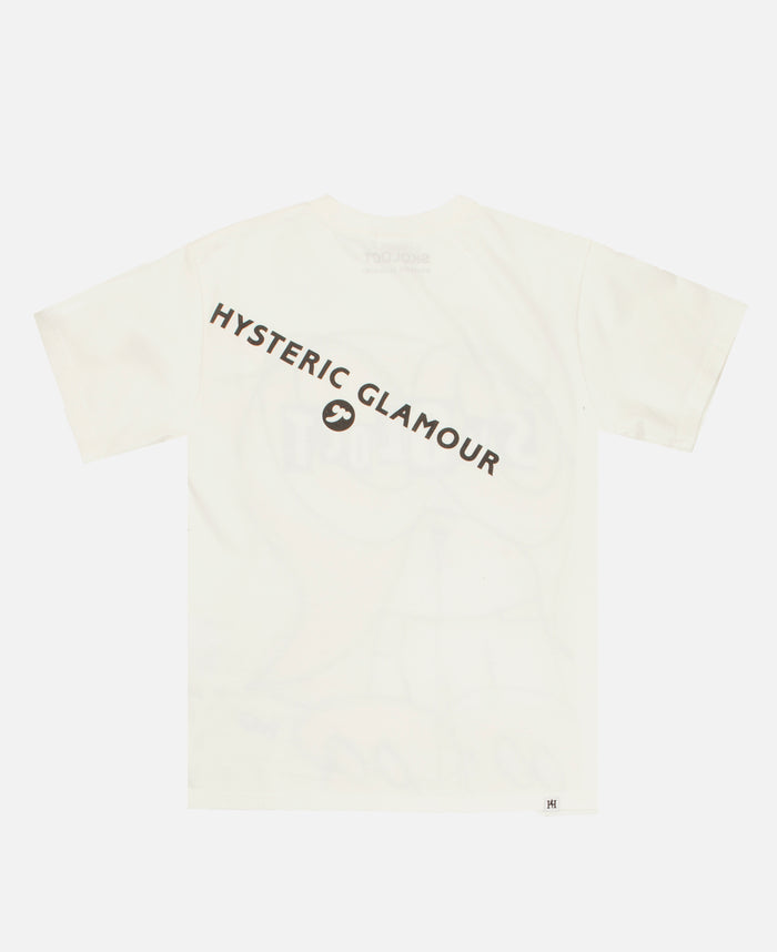 HYSTERIC GLAMOUR X SKOLOCT T-SH FOR ART SHOW (SKO-002)