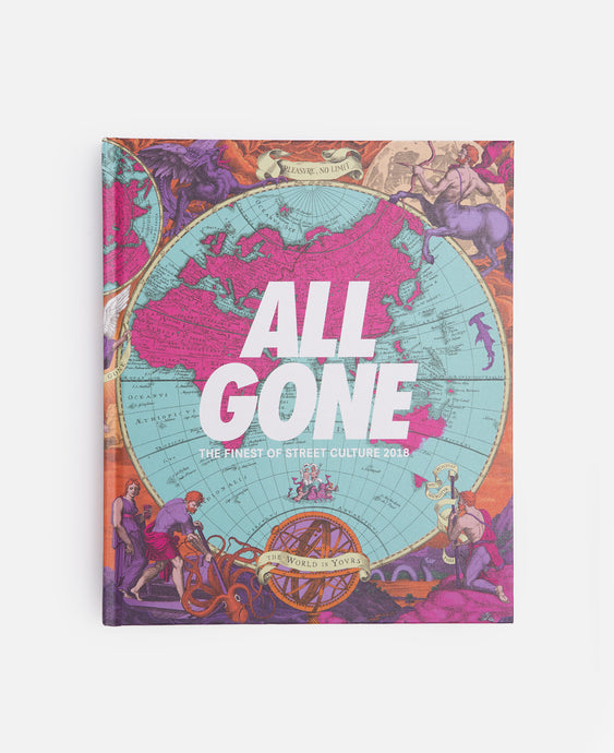 All Gone Book 2018 (Multi)