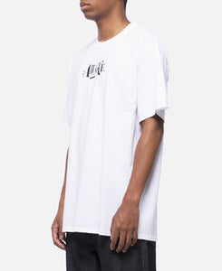 Distorted Logo T-Shirt (White)