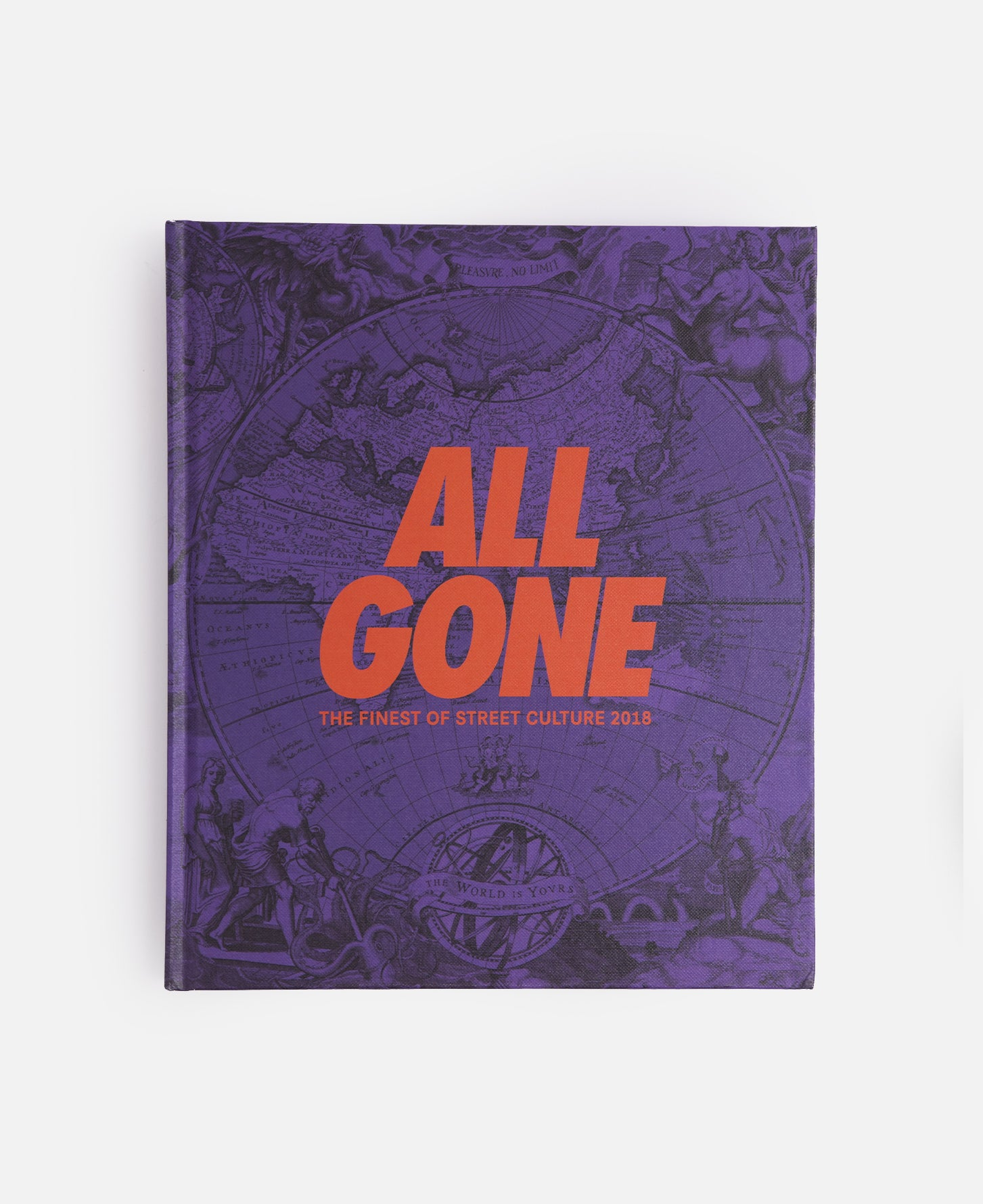 All Gone Book 2018 (Purple)