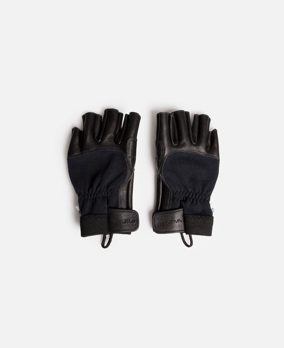 Alpinist Cut Off Glove Cow Leather By Grip Swany