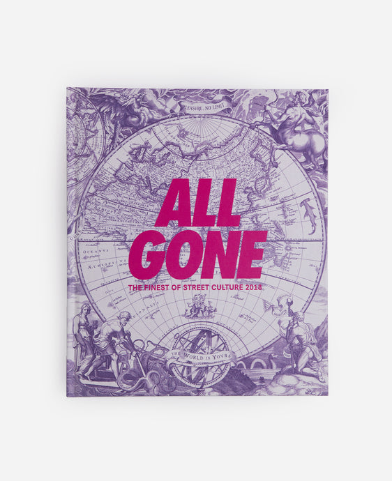 All Gone Book 2018 (White)