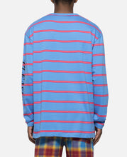 Scream Striped Long Sleeve Shirt